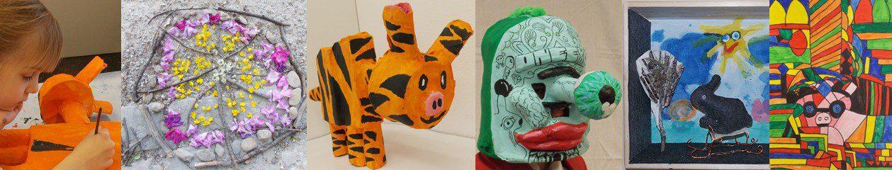 Kinder Kunst Kultur – Ulrike Katharina Blank